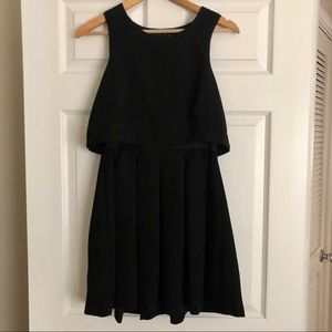 Everly Black Dress